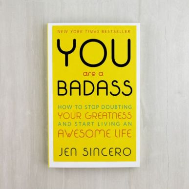 Jen Sincero Quotes Amusing Love Yourself And All Your Flawsyou Are A Badassjen Sincero