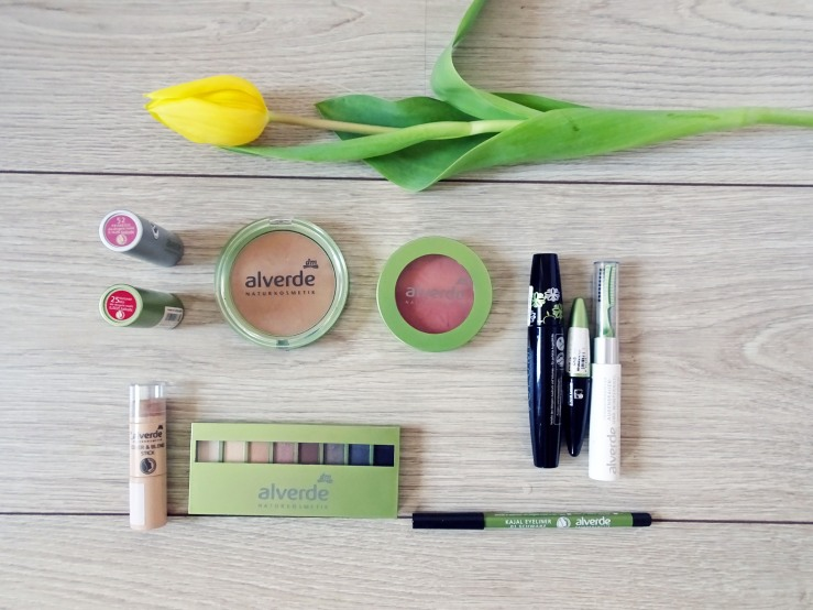 Vegan and cruelty free make-up