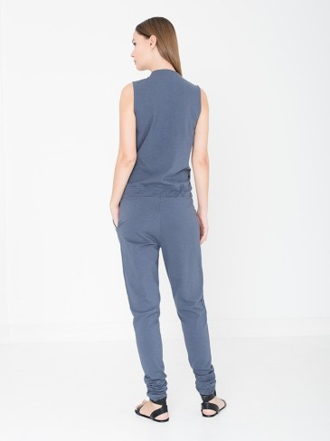 Sustainable basic jumpsuit