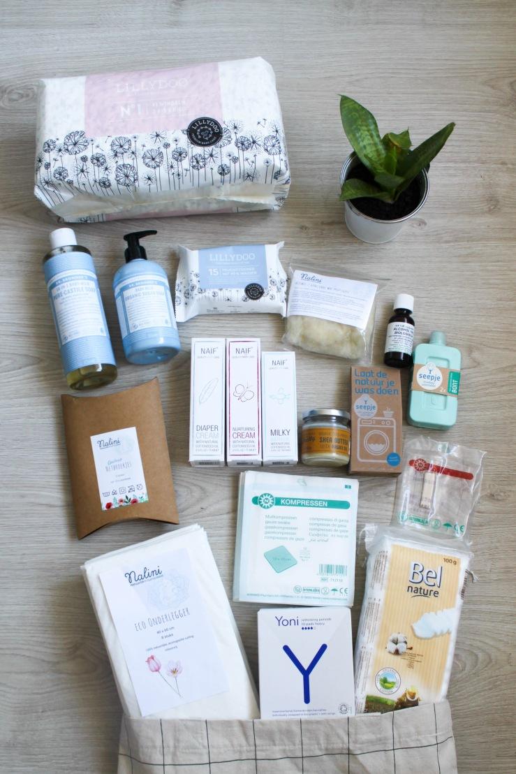 Duurzaame kraampakket