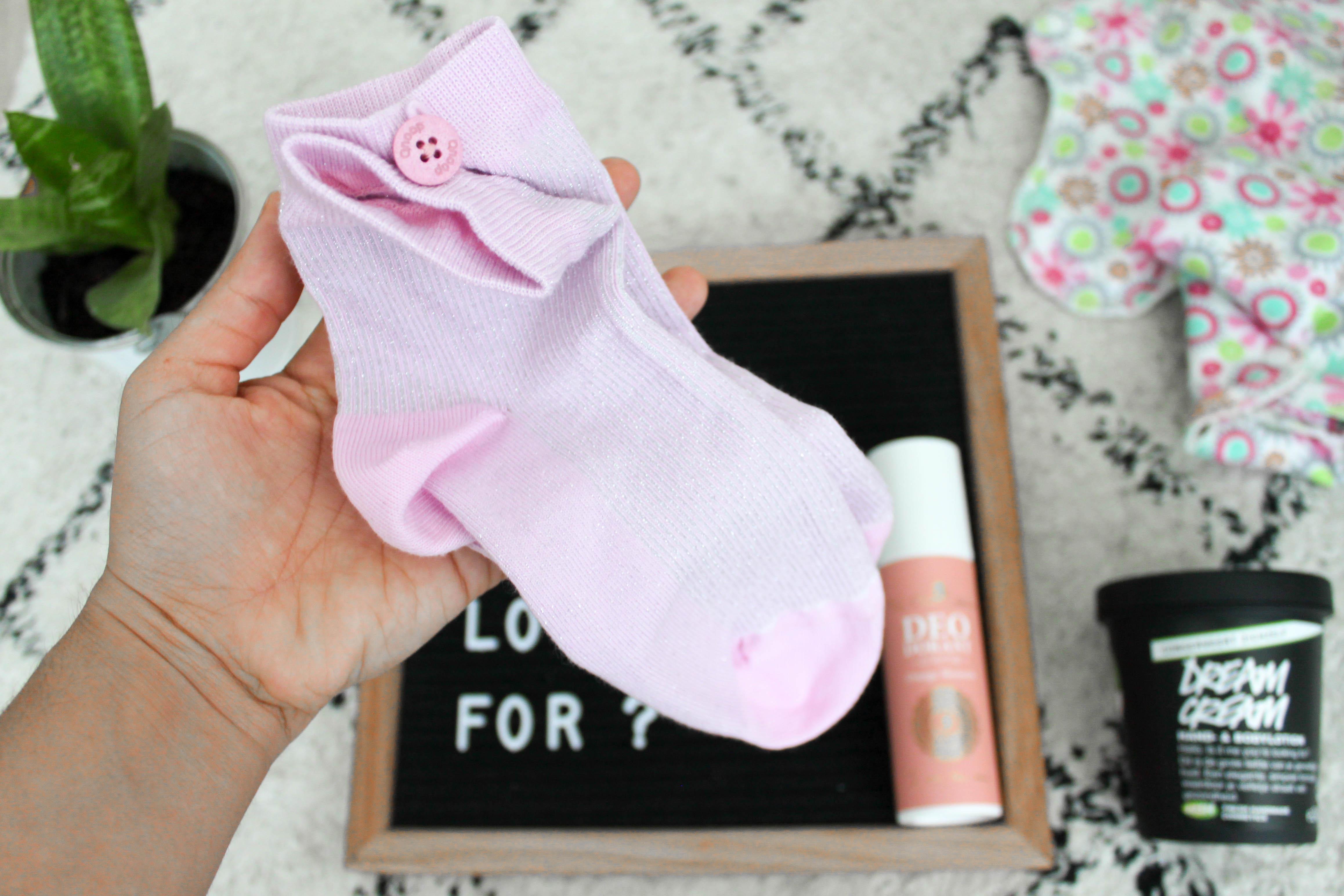 Qnoop sustainable socks