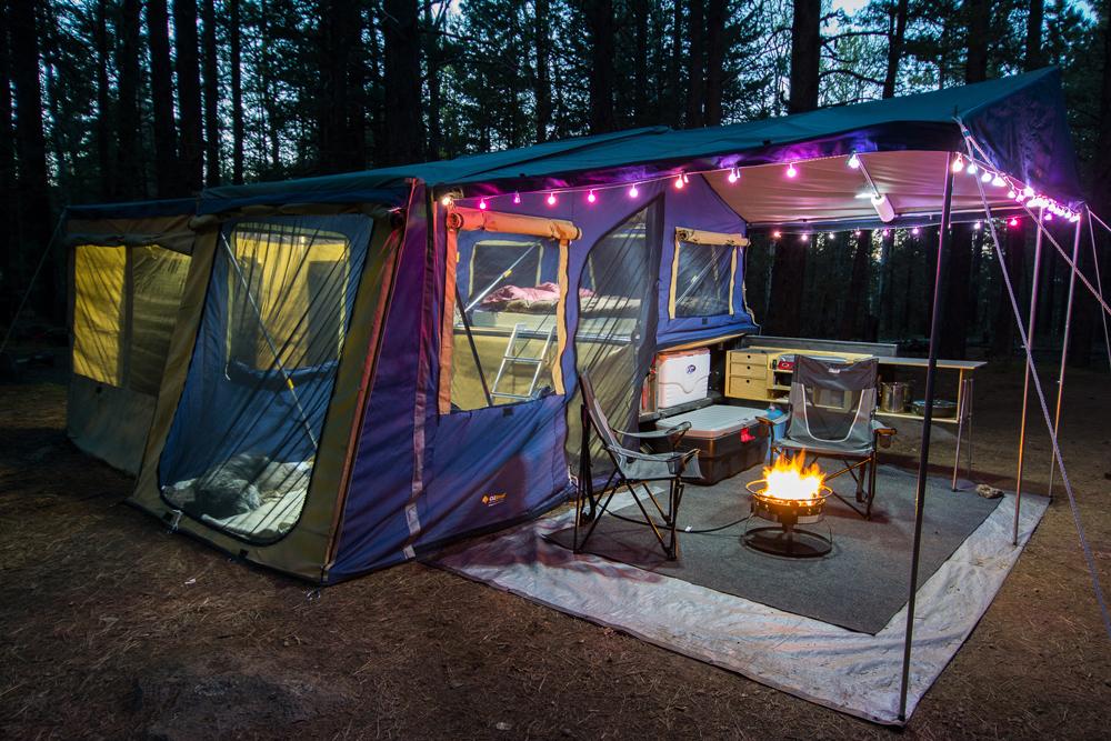 Dutch Camping
