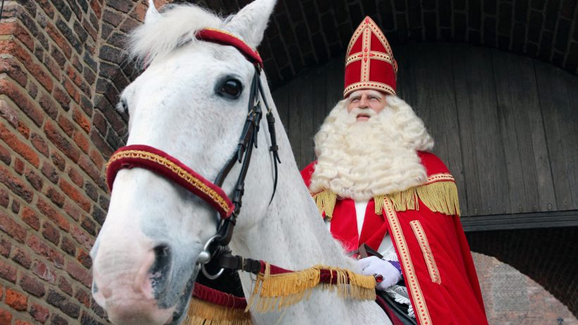 Sinterklaas and Amerigo