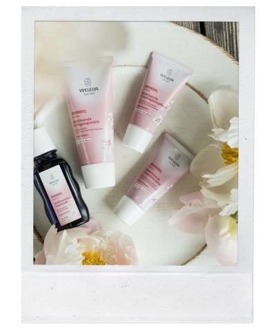 Weleda organic skincare brand