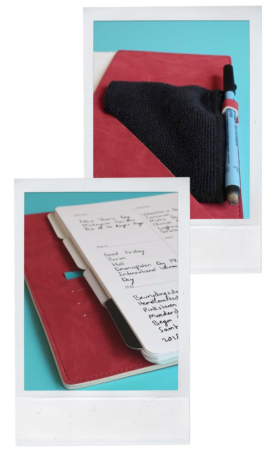 erasable notebooks